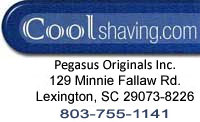 Cool Shaving